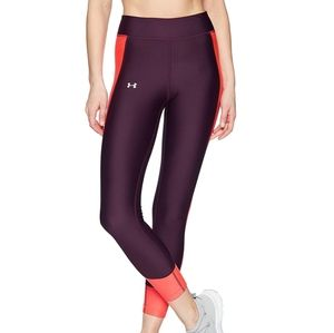 Under Armour women compression HeatGear leggings